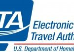 The Electronic System for Travel Authorization (ESTA) to travel to the USA