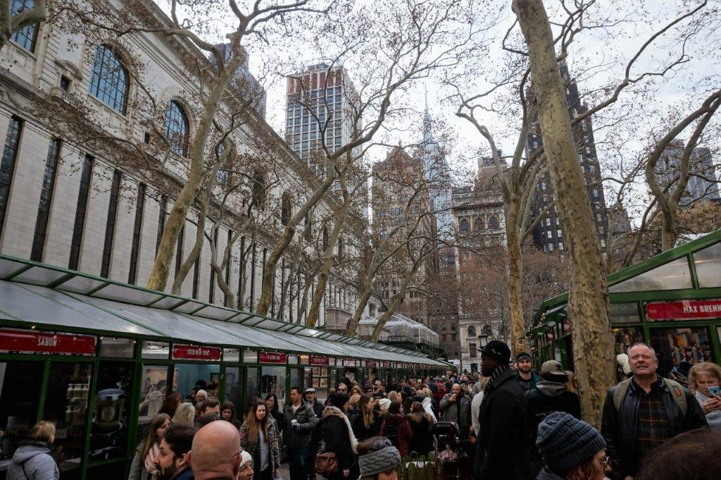 Christmas Market New York City.Christmas Markets In New York New York City Travel Tips