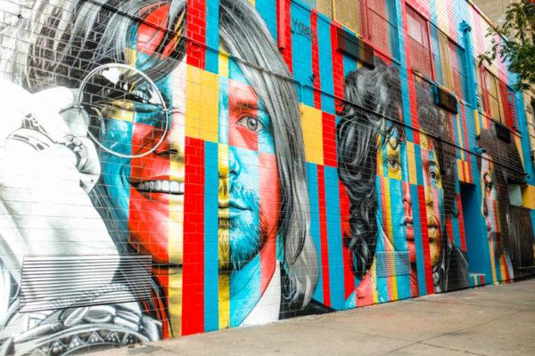 Murales A New York.Where Are The Murals Of Eduardo Kobra In New York City