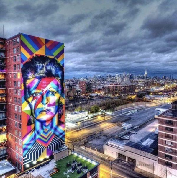 Where Are The Murals Of Eduardo Kobra In New York City?