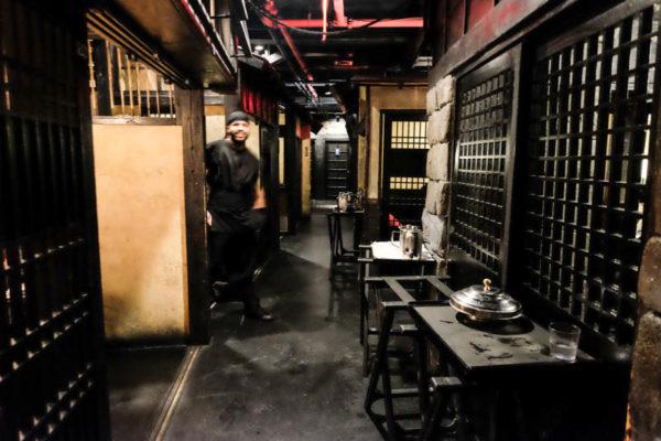 Ninja A Surprising Japanese Restaurant In New York