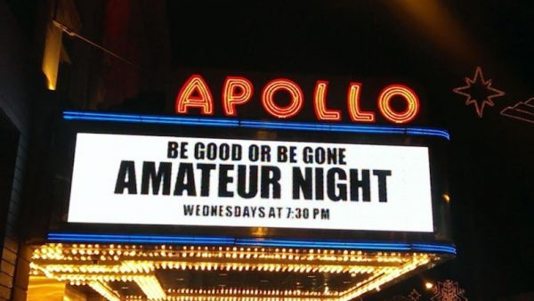 Know amateur night at the appolo