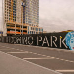 Domino Park, a recreation area for the whole family in Brooklyn