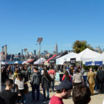 Smorgasburg, a delicious option to eat out in New York