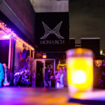 Monarch Rooftop Lounge, a trendy bar in New York City