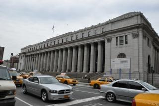 Post Office at Penn Station (outside)