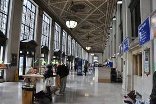 Post Office at Penn Station (inside)