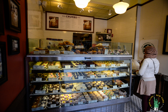 Crumbs Bake Shop, the other cupcake shop of New York
