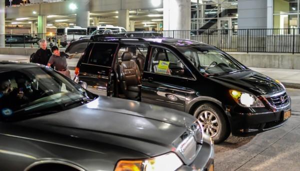 Newark Airport Budget Rental Car Return