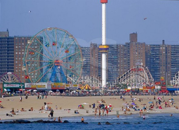 Where can you get a tan and swim in New York? Long Island, the Bronx, Brooklyn, New Jersey