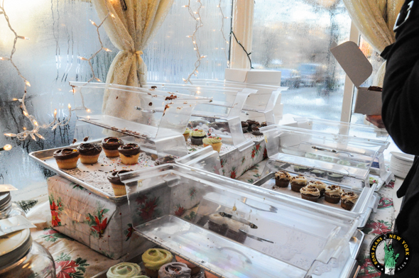 Go eat a cupcake at Magnolia Bakery in New York