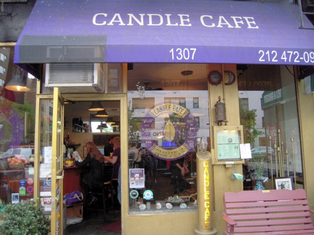 Candle Cafe Rd Avenue New York Ny