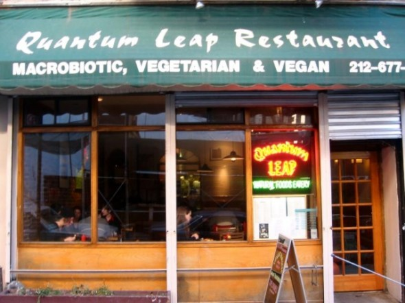 Top 15 vegetarian and vegan restaurants in New York