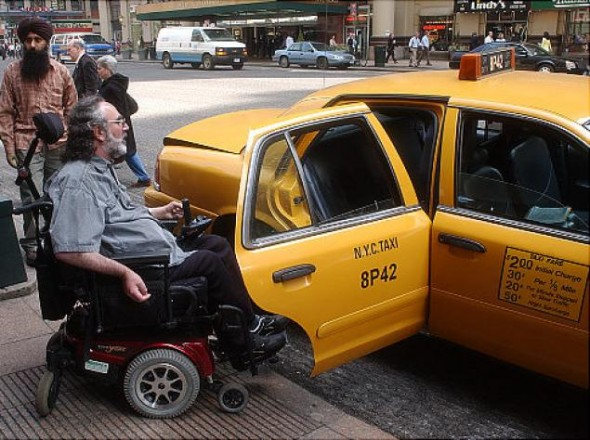 A trip to New York in wheels, it's possible!!!