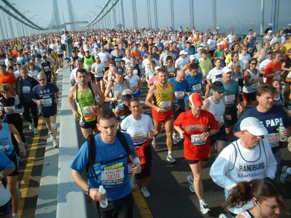 How to register and participate at the New York City's Marathon?