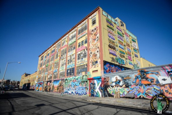 5 Pointz: the Graffiti Mecca of New York