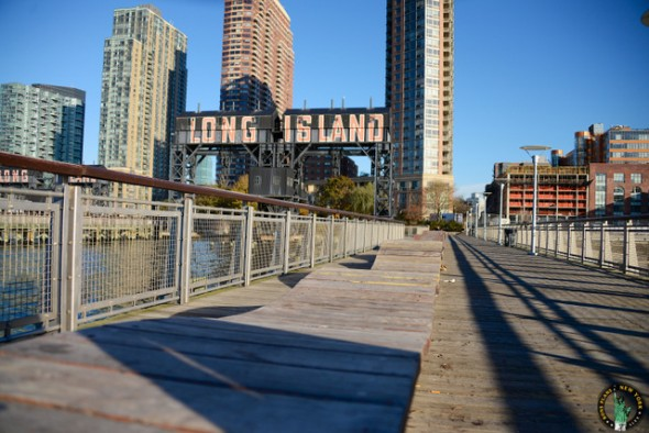 Discover Gantry Plaza State Park in Queens