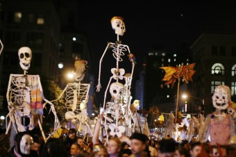 how and where to celebrate halloween in new york - Where To Celebrate Halloween