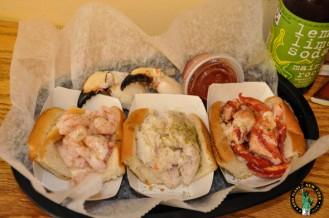Luke's Lobster, the best lobster roll in New York