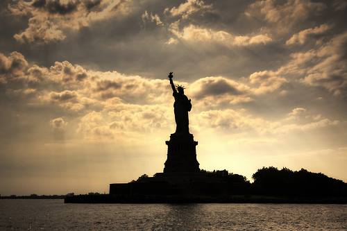 What are the repercussions on the US shutdown on tourism in New York?