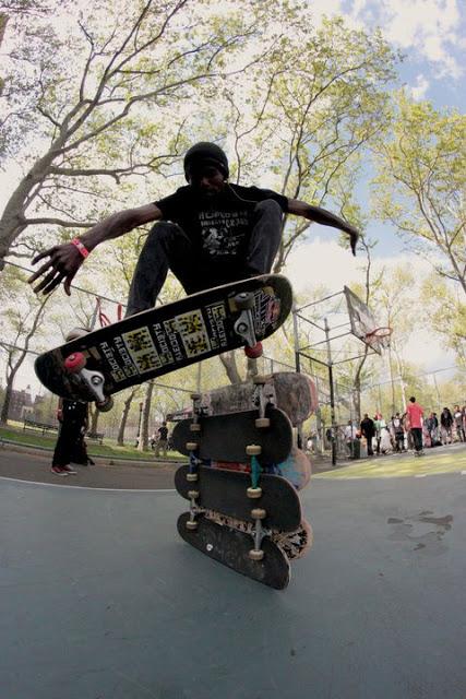Skateparks in New York