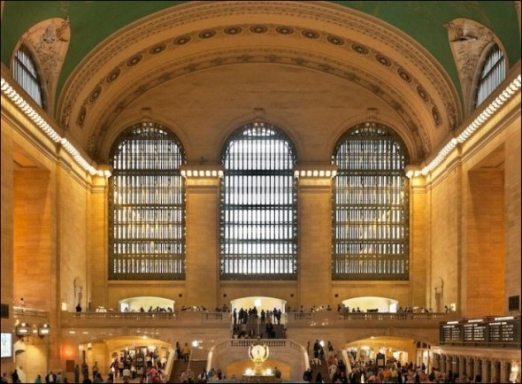 Grand Central today