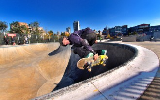 Skateparks in New York