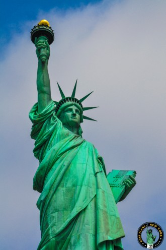 The statue of Liberty has reopened on October 12