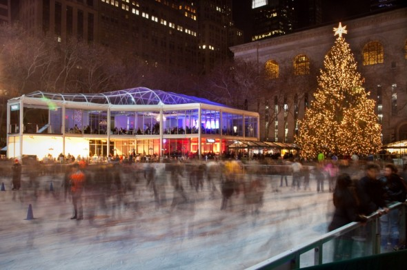 What to do in New York for Christmas and New Year's Eve?