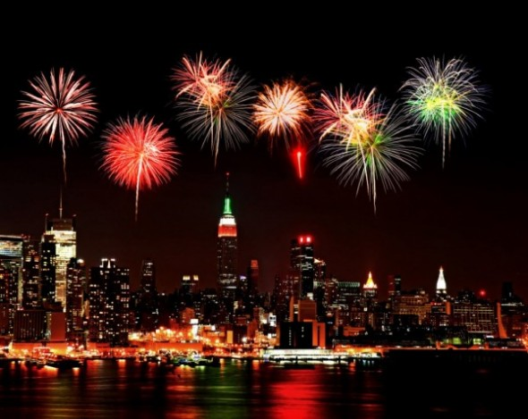 A cruise to celebrate New Year's Eve in New York