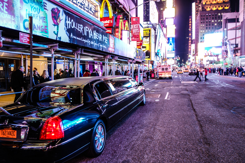 Rent A Limousine And Arrive In New York In Style
