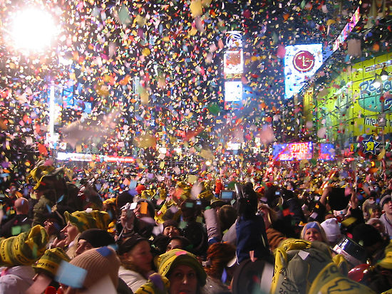 Don't miss the Top 10 tips to fully enjoy New Year's Eve in Times Square