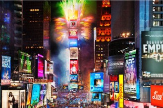 Top 10 things to do in New York for New Year's Eve