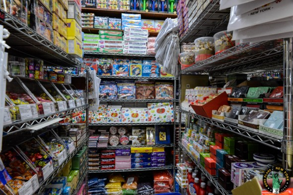 Economy Candy, the candy store in New York