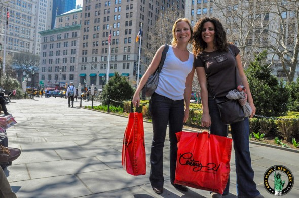 The Sale calendar for a great shopping in New York