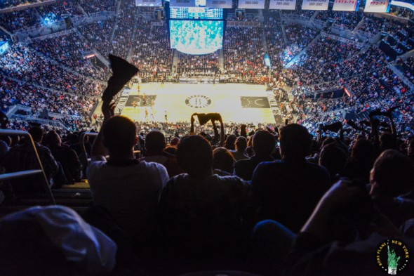 NBA Playoffs: The Brooklyn Nets vs. the Miami Heat
