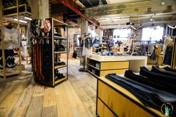 1st floor: Urban Outfitters Women collection