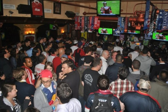 World Cup bars in NY
