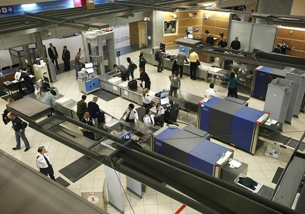 TSA-control