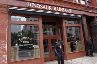Dinosaur Bar-B-Que Harlem Brooklyn