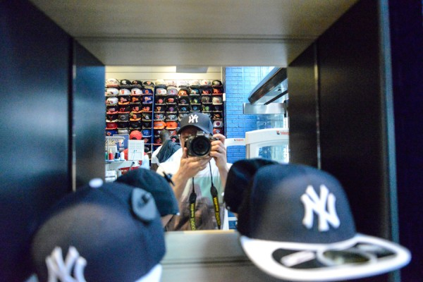 Customize hats, caps & team gear in New York at Lids