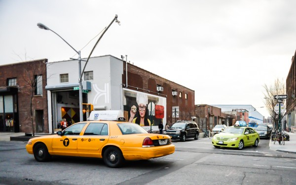 The Green Cab of New York: the Boro Taxi