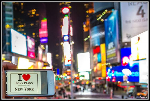 I <3 NYCTT photo souvenir