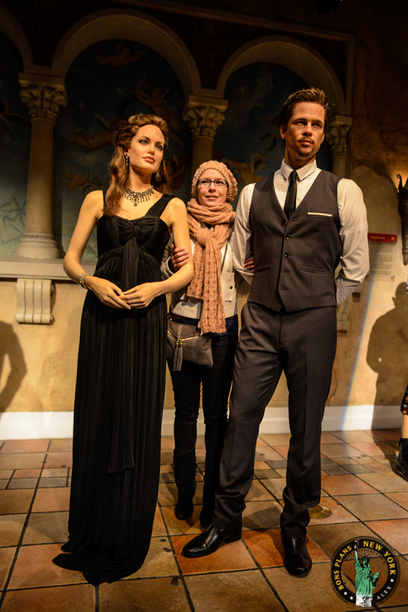 Madame tussauds new york tickets coupons