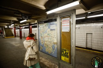 Take a subway or bus ride in New York with the MetroCard