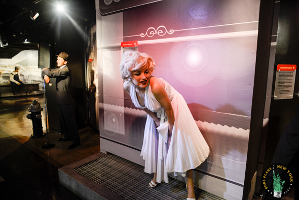 Madame Tussauds, located right in Times Square, is an entertaining way to interact with over life-like wax figures of your favorite celebrities, movie stars, characters from TV and film, pop culture icons, athletes, politicians, and historical figures. In addition to taking selfies with your.