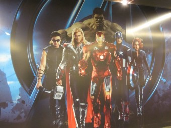 The Avengers-NYCTT