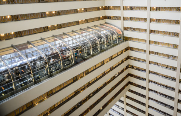 Marriott Marquis Hotel Times Square BPVNY MPVNY NYCTT 18