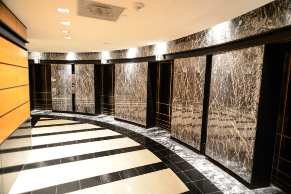 Marriott Marquis Hotel Times Square BPVNY MPVNY NYCTT 19