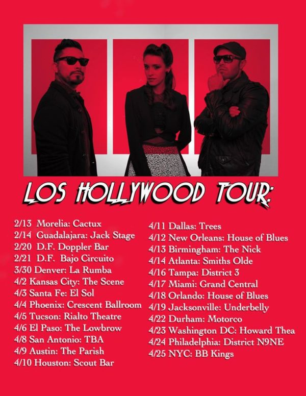 Los Hollywood Tour